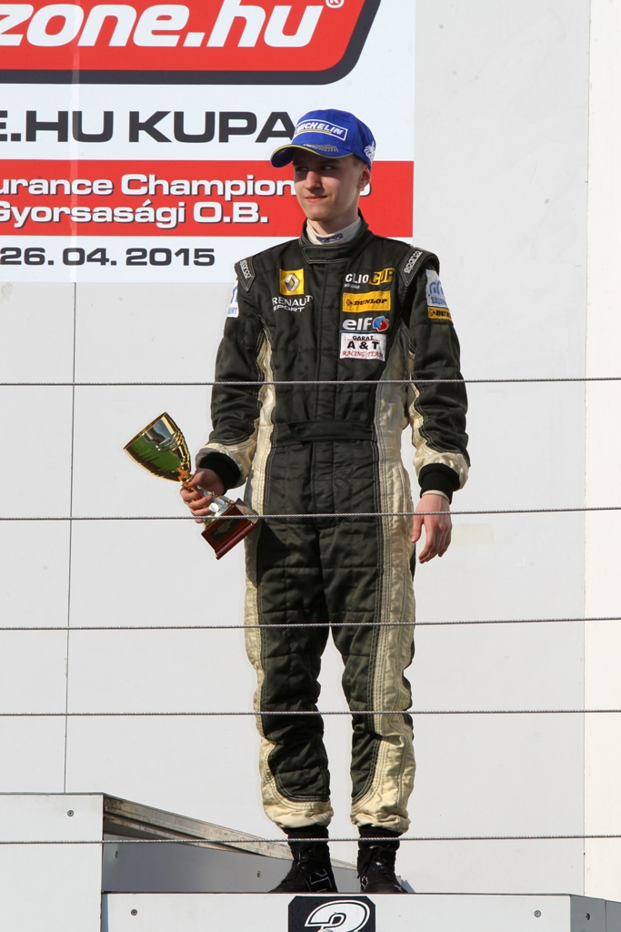 ESET Endurance TWC Hungaroring 2015