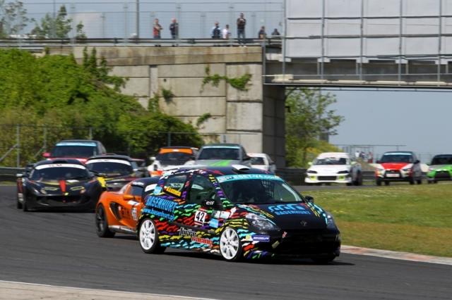 FIA-CEZ Hungaroring 2014