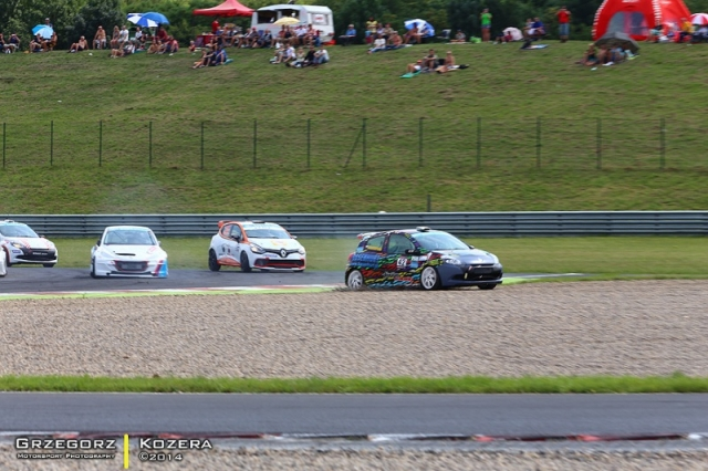 FIA-CEZ Most 2014