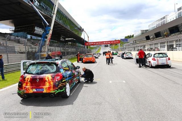 FIA-CEZ Red Bull Ring 2014