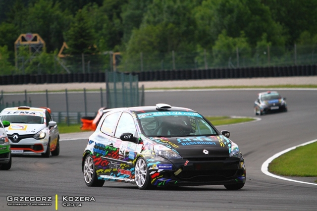 FIA-CEZ Salzburgring 2014