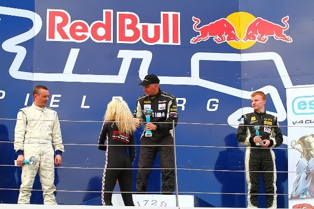 FIA-CEZ Red Bull Ring 2013