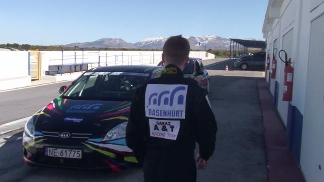 Circuito Guadix trening 2012