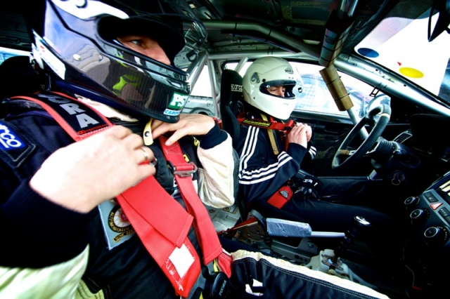 Circuito Guadix trening 2014