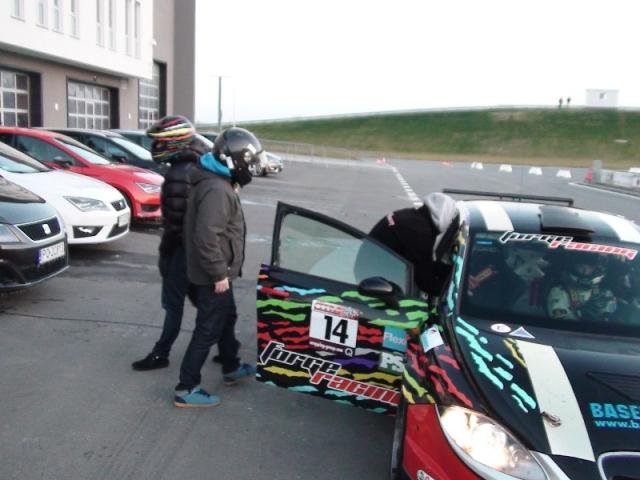 Tor Jastrząb co drive Seat 2014