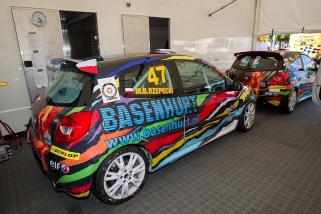 Renault Clio Cup Oschersleben 2013