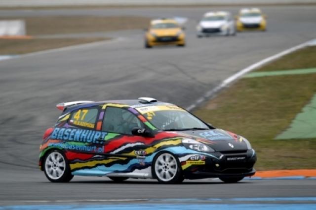 Renault Clio CUP Hockenheimring 2013