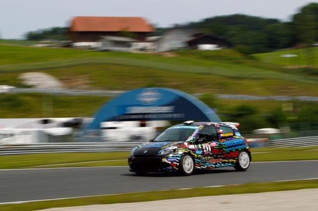 Renault Clio Cup Salzburgring 2014