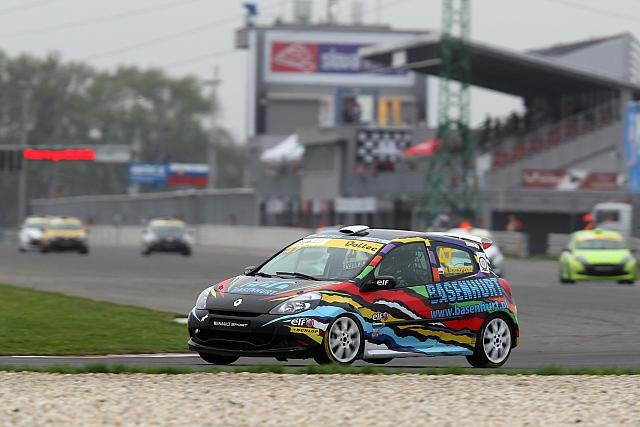 Renault Clio Cup Slovakiaring 2013