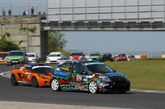 Renault Clio Cup Hungaroring 2014