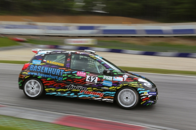 Renault Clio Cup Red Bull Ring 2014
