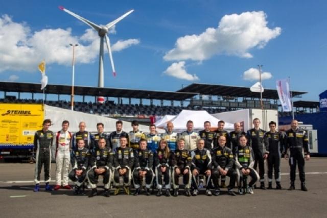 Renault Clio Cup Lausitzring 2013