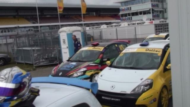 Renault Clio Cup Hockenheim 2012
