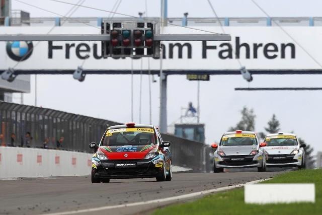 Renault Clio Cup 2012 Nurburgring