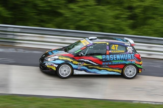 Renault Clio cup Nurburgring 2013