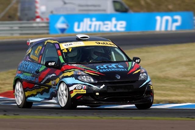 Renault Clio Cup Oschersleben 2012