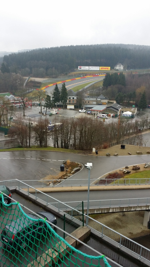 Spa Francorchamps trening 2015