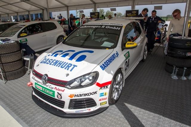 VWCC Slovakiaring 2013