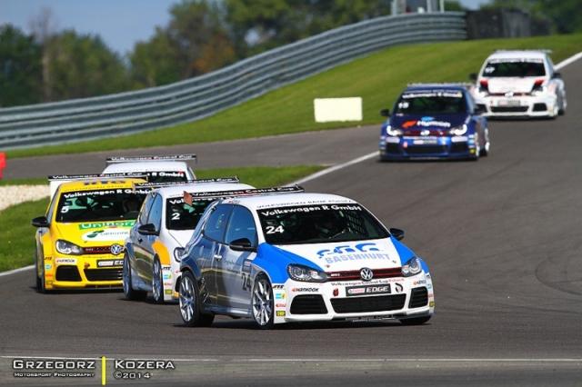 VWCC Slovakiaring 2014
