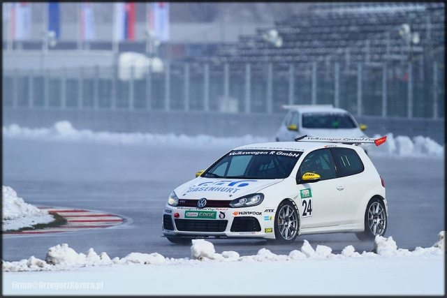VWCC testy Slovakiaring 2013