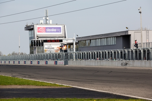 VWCC testy Slovakiaring 2014