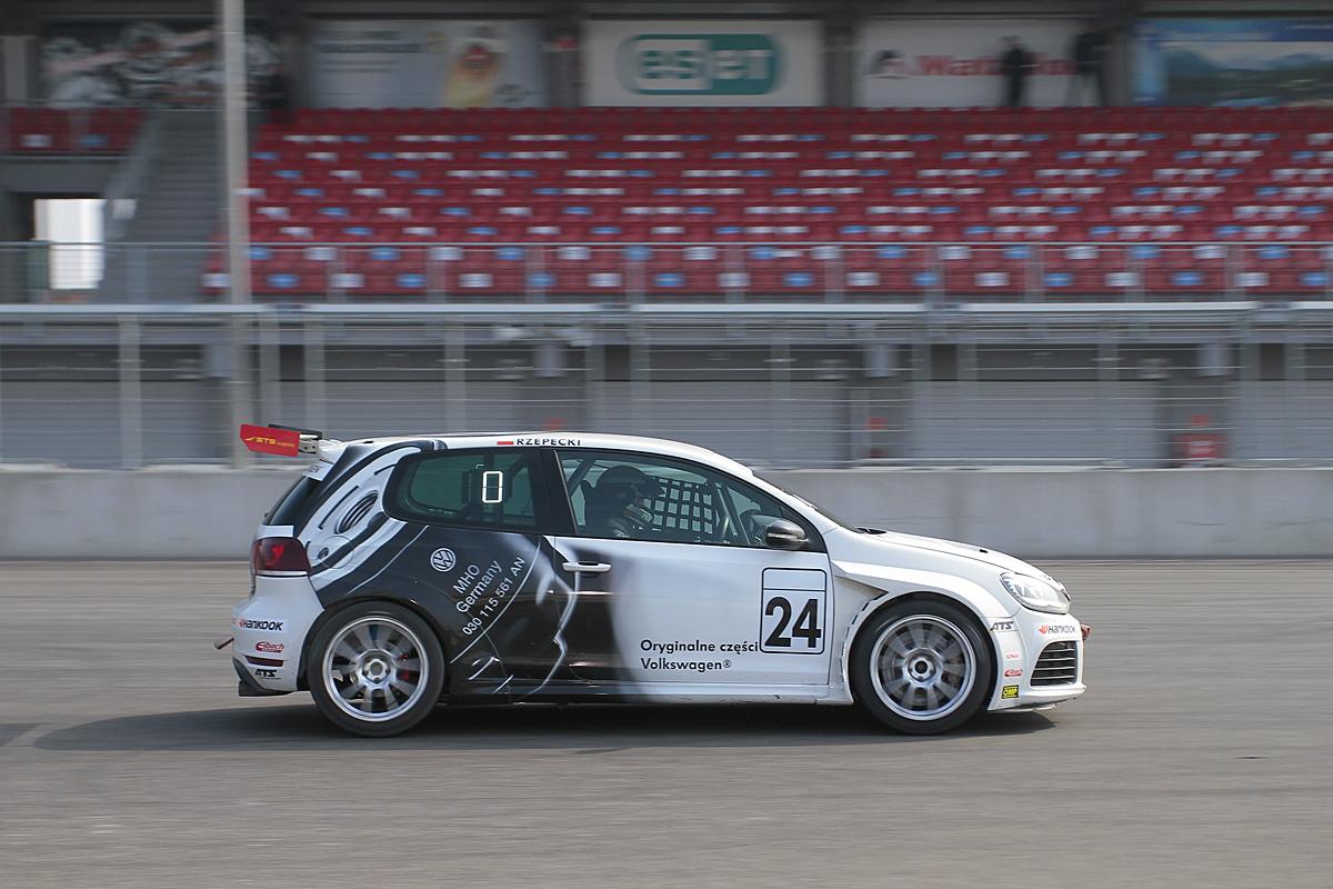 VWGC testy Slovakiaring 2015