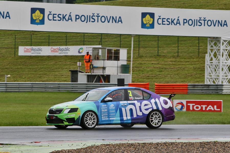 Skoda Octavia Cup Most 2016