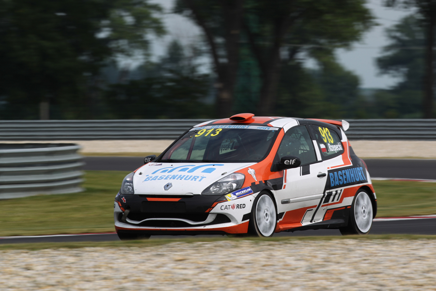 Renault Clio Cup Eset Slovakiaring 2015