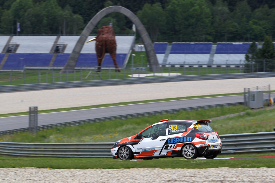 Renault Clio Cup Red Bull Ring 2015
